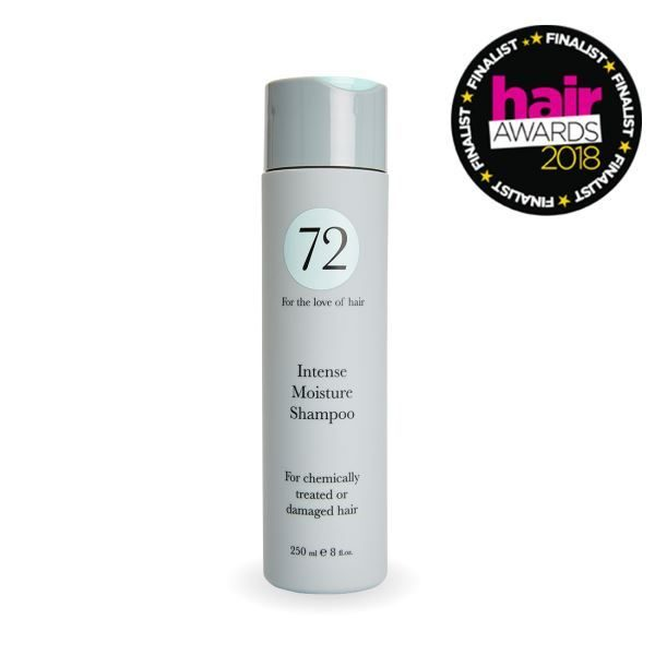 72 Hair - INTENSE MOISTURE SHAMPOO