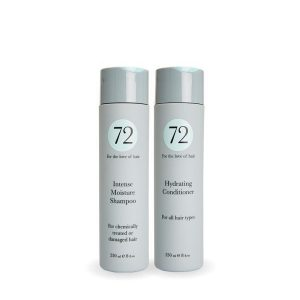 72 Hair - DAILY INTENSE MOISTURE DUO