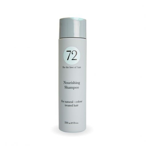 72 Hair - NOURISHING SHAMPOO