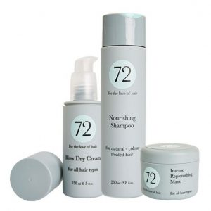72 Hair - SMOOTH COLLECTION (virgin/ coloured treated hair
