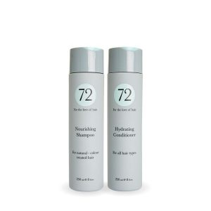 72 Hair - DAILY NOURISHING DUO