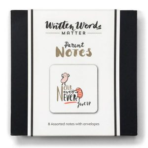 SPOTS AND STRIPES Parent notes box set (8)