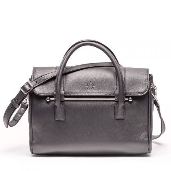 JARDINE OF LONDON The Small Queen Bag - Black