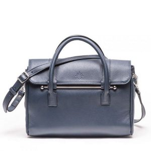 JARDINE OF LONDON The Small Queen Bag - Blue