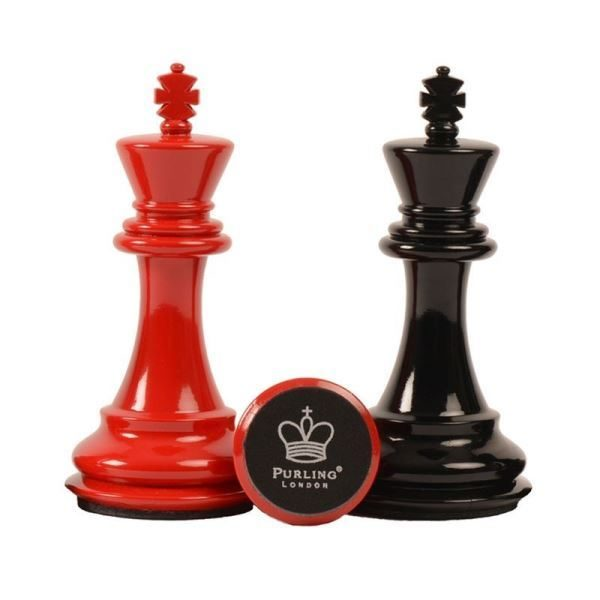 PURLING LONDON Bold Chess Pieces Only - 5 Colourways