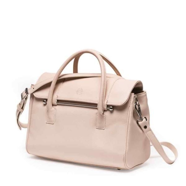 JARDINE OF LONDON The Small Queen Bag - Cream