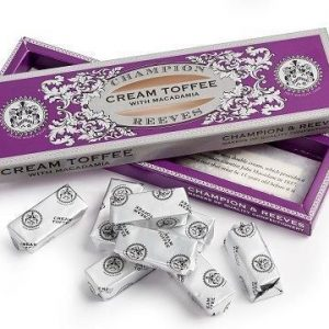 CHAMPION & REEVES Gift Box of Toffee - 10 pieces