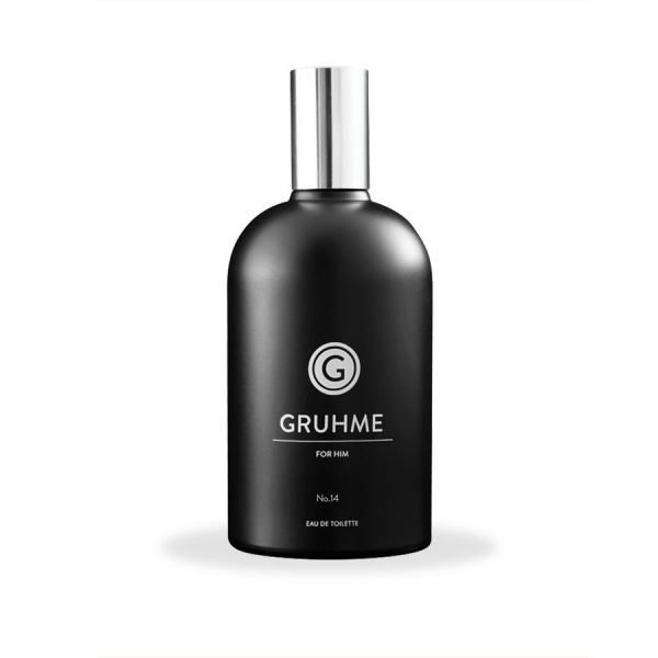 GRUHME No.14 Eau De Toilette - 100ml