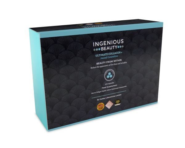 Ingenious Beauty - Ultimate Collagen+ Second Generation Gift Box