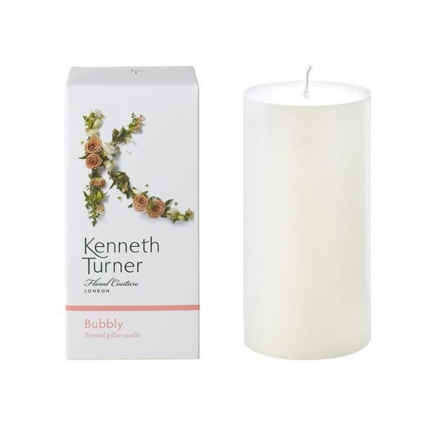 KENNETH TURNER Scented Pillar Candle