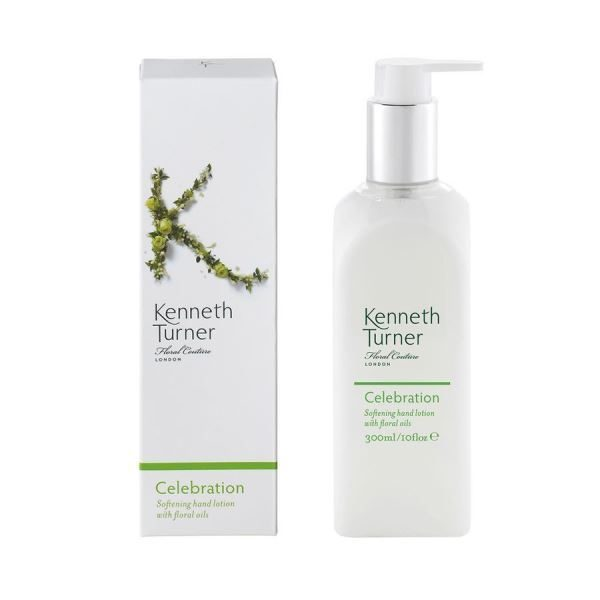 KENNETH TURNER Softening Hand Lotion