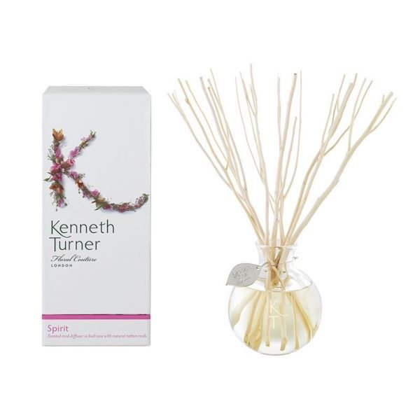 KENNETH TURNER Scented Reed Diffuser - Bud Vase
