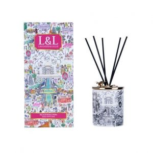 LAVENDER AND LILLIE Reed Diffuser - Palace Road, India