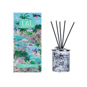 LAVENDER AND LILLIE Reed Diffuser - Praslin, Seychelles