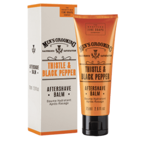 SCOTTISH FINE SOAP Men's Grooming Aftershave Balm