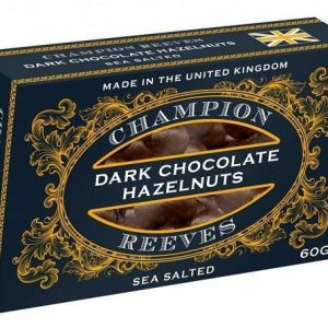 CHAMPION & REEVES Pocket Box Chocolate Hazelnuts