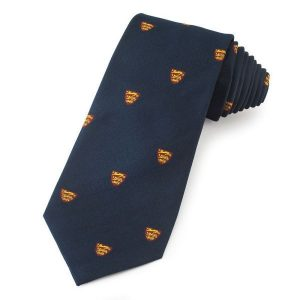 BENSON & CLEGG Three Lions of England Silk Motif Tie