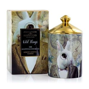 ASHLEIGH & BURWOOD Wild Thing Sir Hoppingsworth Candle