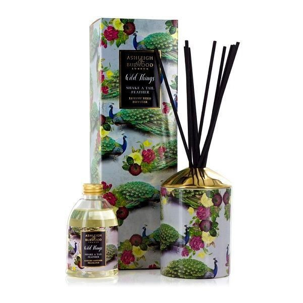 ASHLEIGH & BURWOOD Wild Thing Shake A Tail Feather Diffuser