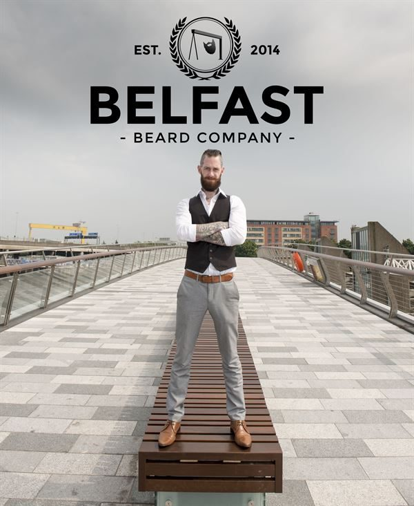 Belfast Beard - Banjaxed Beard Oil