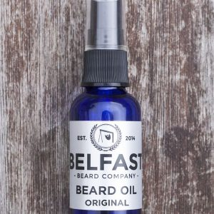 Belfast Beard - Original Beard Oil