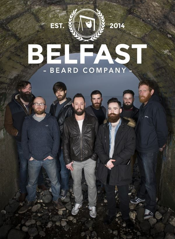Belfast Beard - CACHE Box