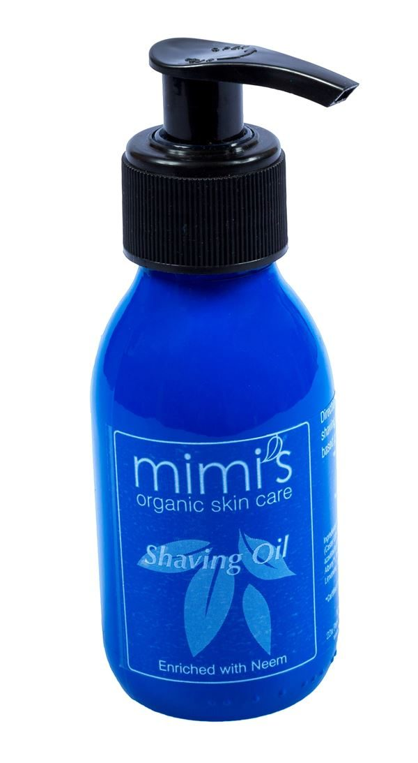 Mimi's Organics - Men's Shaving oil