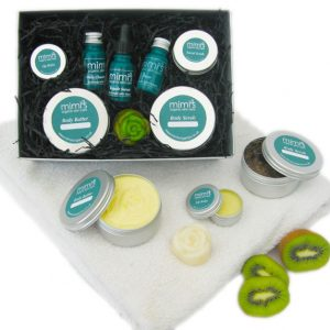 Mimi's Organics - Fruit Basket Gift Set