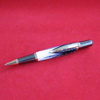 Westminster Pens - Guinea Fowl Feather Ballpoint 2