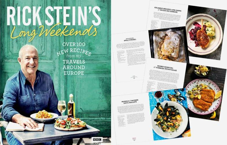 Rick Stein's Long Weekends book